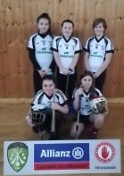 Indoor Hurling & Camogie, Clonoe: Heat 1