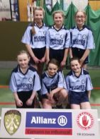 Girls' Indoor Football, Cookstown: Heat 4