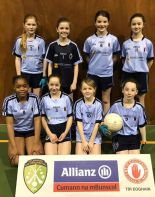 Girls' Indoor Football, Cookstown: Heat 5