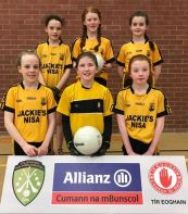 Girls' Indoor Football, Omagh: Heat 7