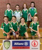 Girls' Indoor Football, Omagh: Heat 8
