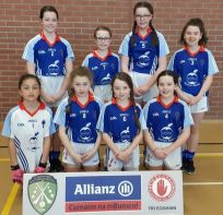 Girls' Indoor Football, Omagh: Heat 9